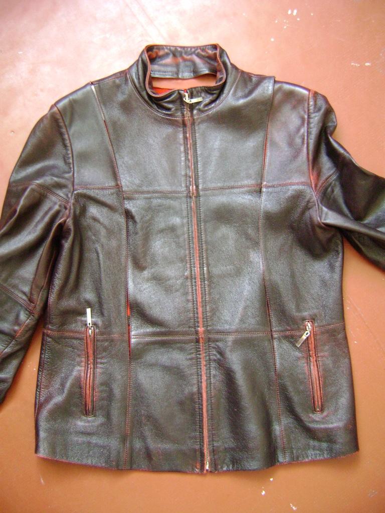 Как увеличить куртку на 2 размера своими руками