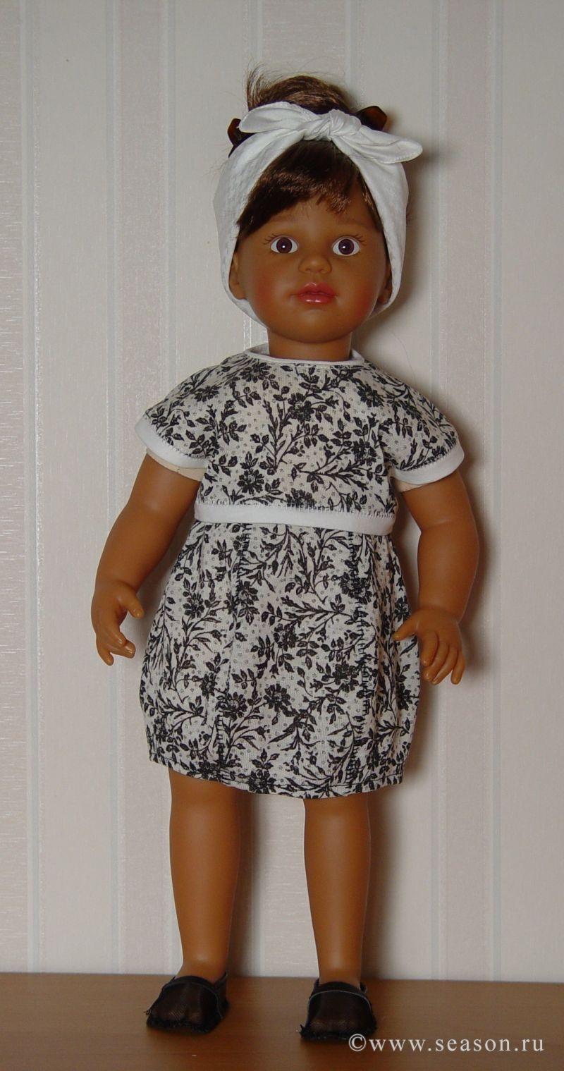 Выкройка для мягконабивной куклы фото 907