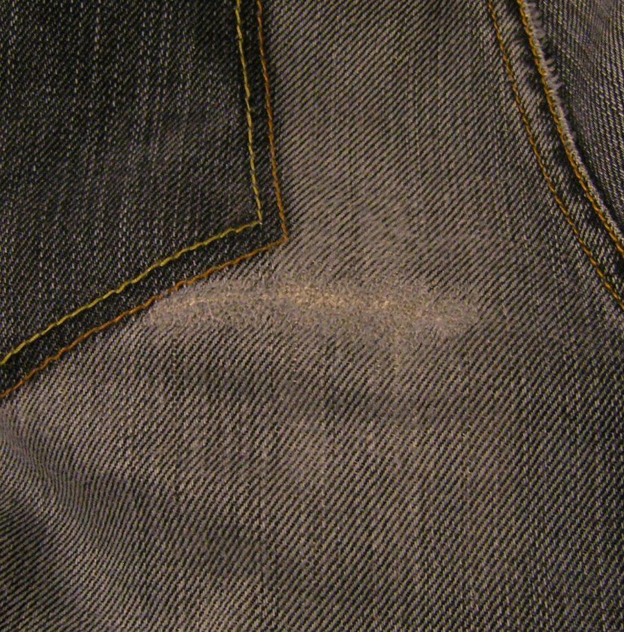 Как зашить дырку на джинсах Способы реанимации