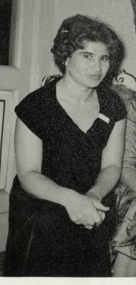 Мамина подруга хороша ретро фото 193-754