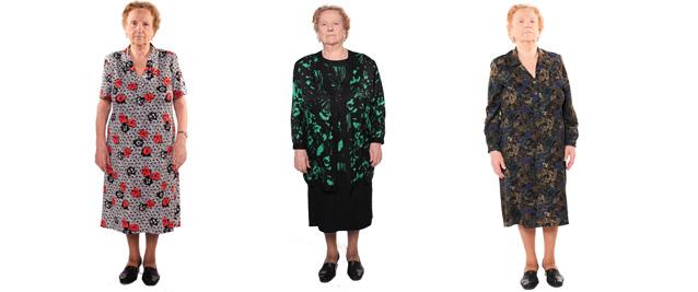 Платья бабушке 123