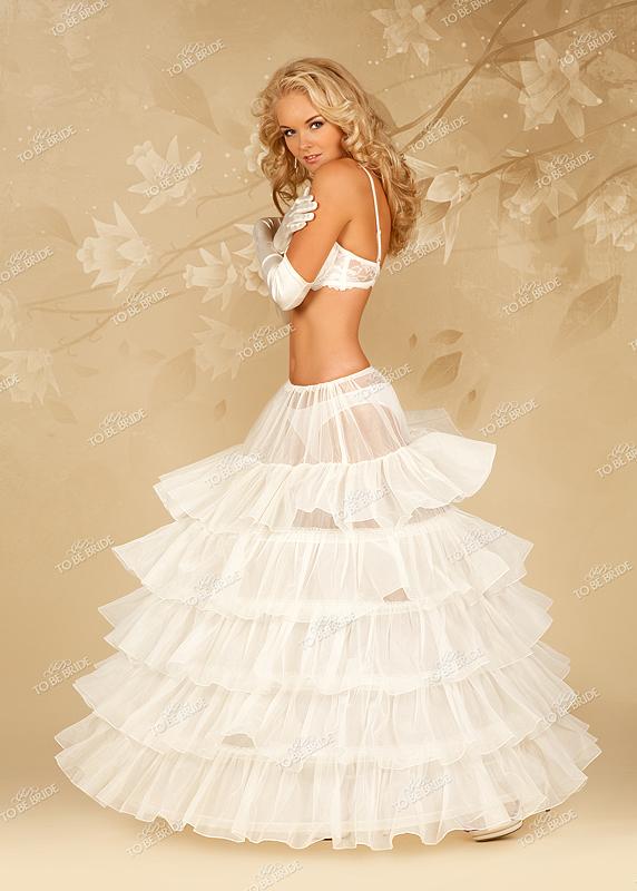 юбка из фатина минни маус