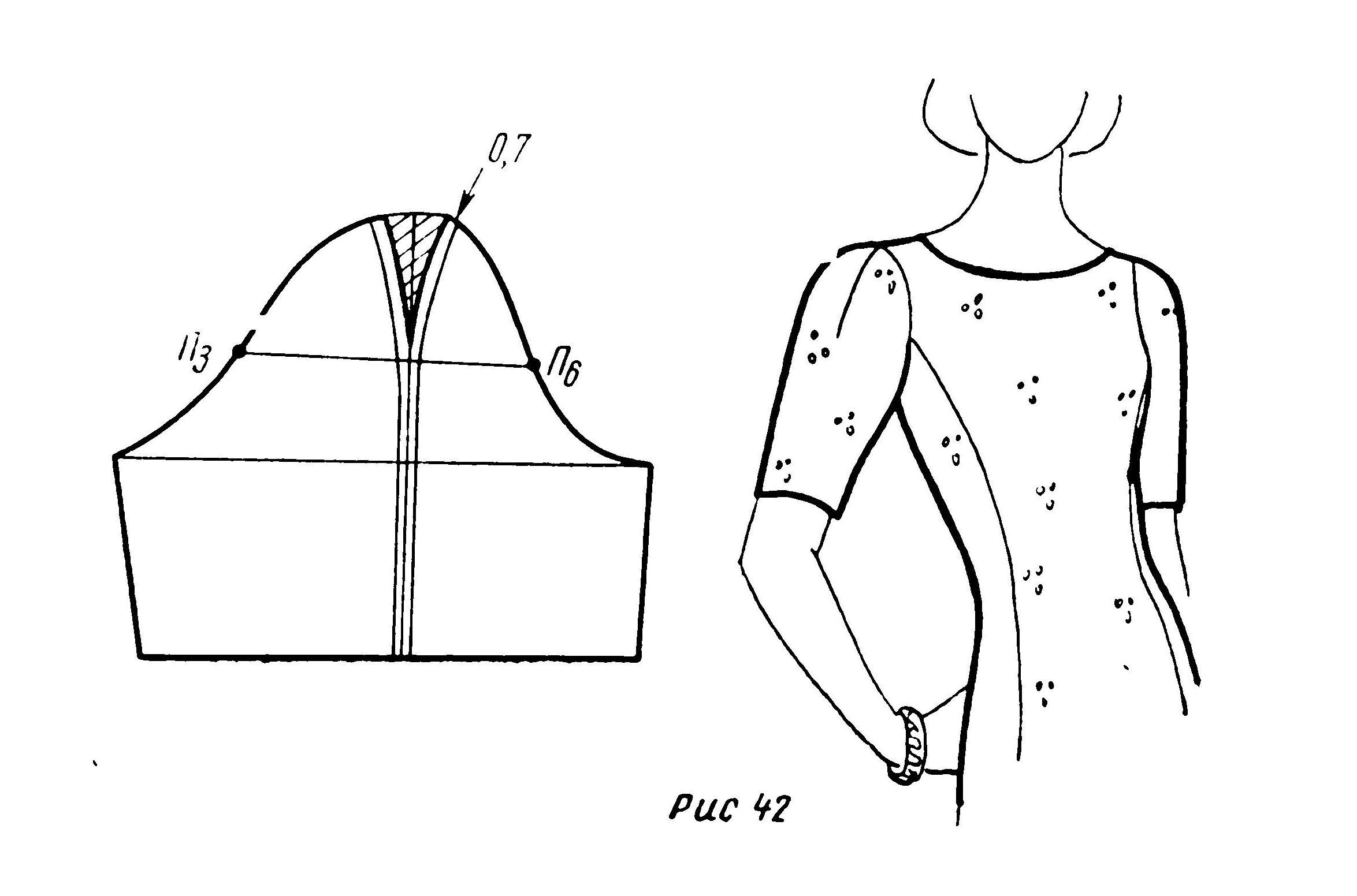Как сшить блузку кармен своими руками быстро и без выкройки 92