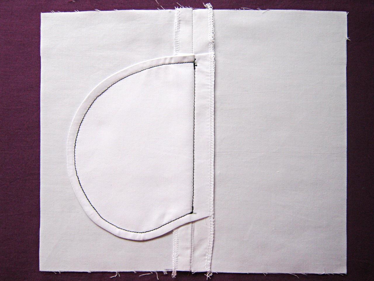Как сделать карман на боковом шве