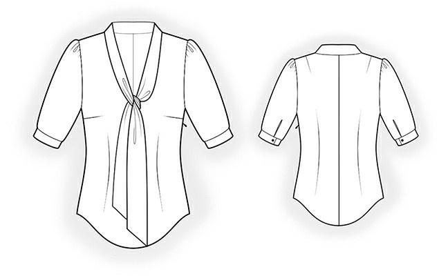рубашка застегнутая только на верхнюю пуговицу