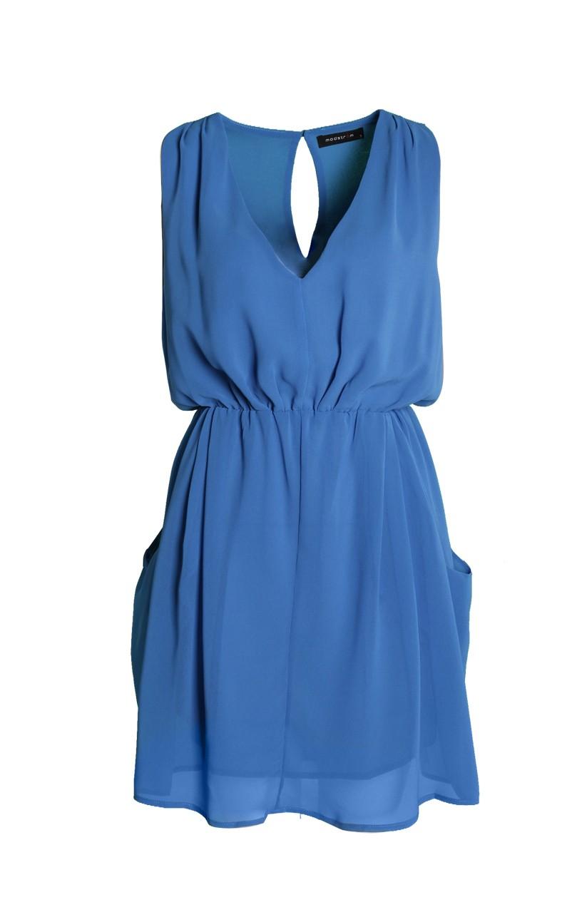 Многослойное платье из шифона сшить