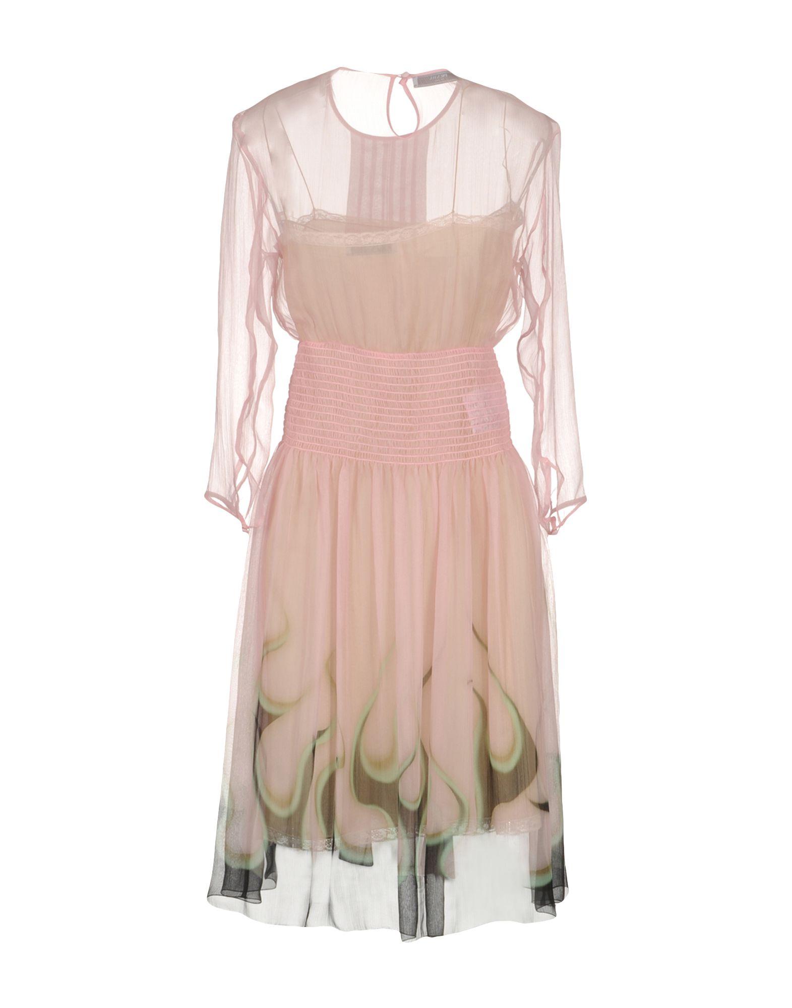 Платье из купонной ткани 16