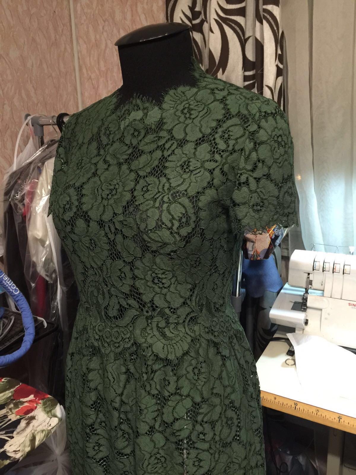 efb33fc6869 Swetulekk в своем альбоме показывает кружевное платье