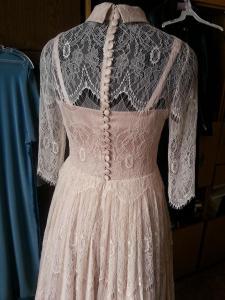 Шью кружевные платья