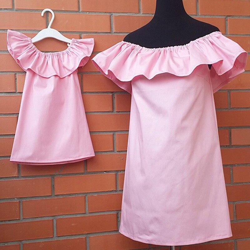 Сшить платье маме своими руками