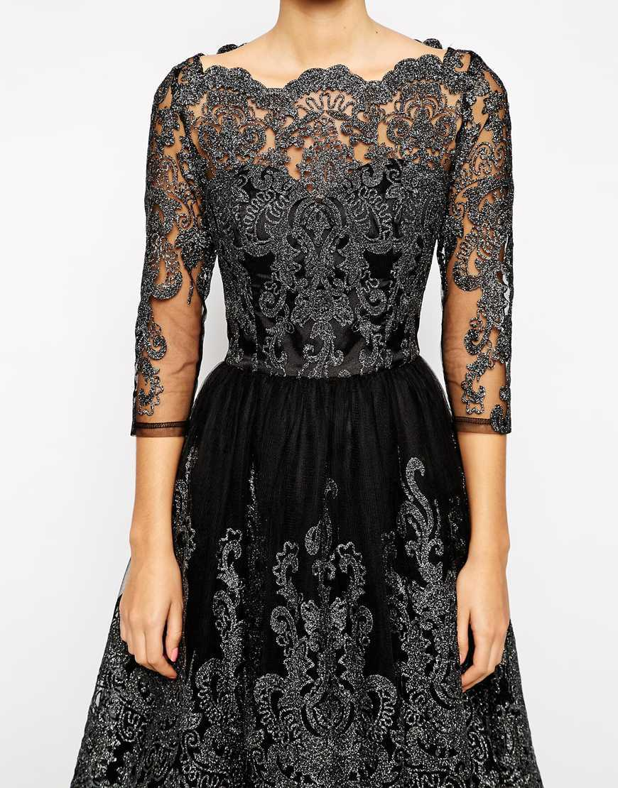 Брендовые платья из кружева