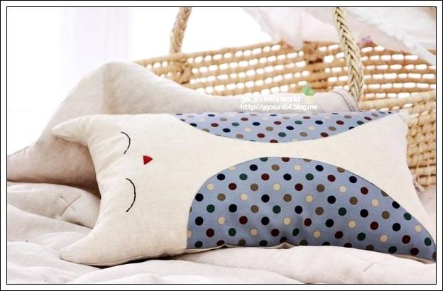 Сшить оригинальную подушку своими руками - Красивые подушки своими руками