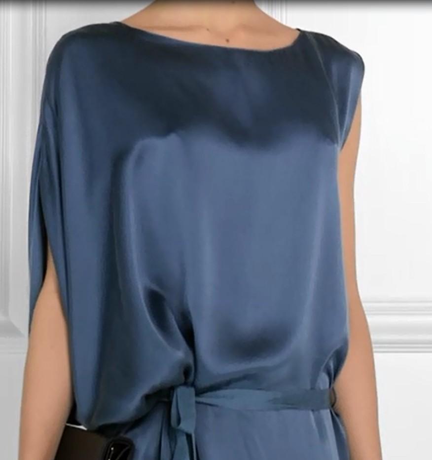 Платье в два шва