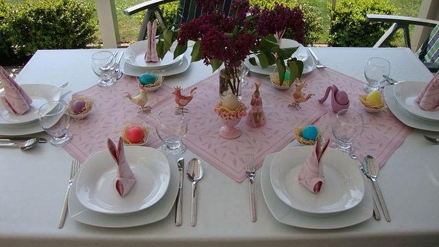 Как красиво сделать сервировку стола в домашних условиях