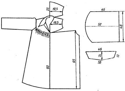Узбекские платья и с выкройкой