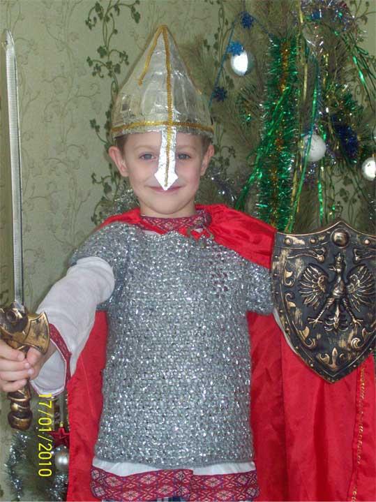 Своими руками шлем богатыря