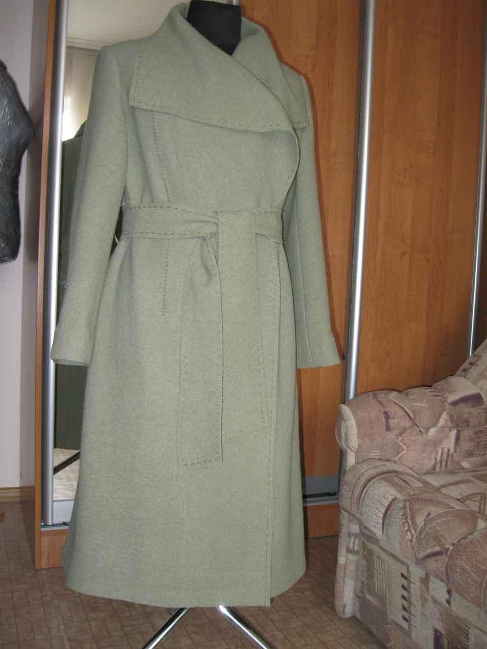 Ткань из которой шьется пальто