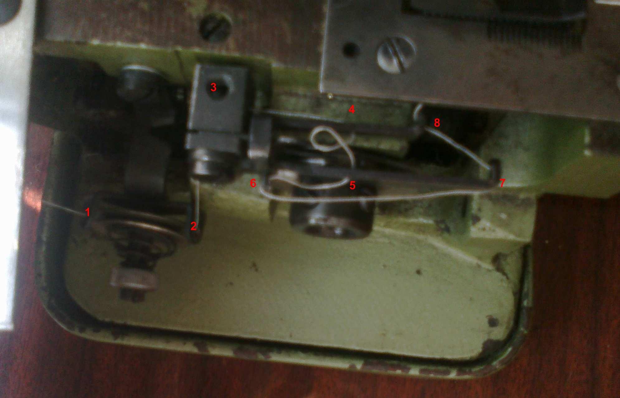 инструкция к швейной машине чайка 132 м распечатать