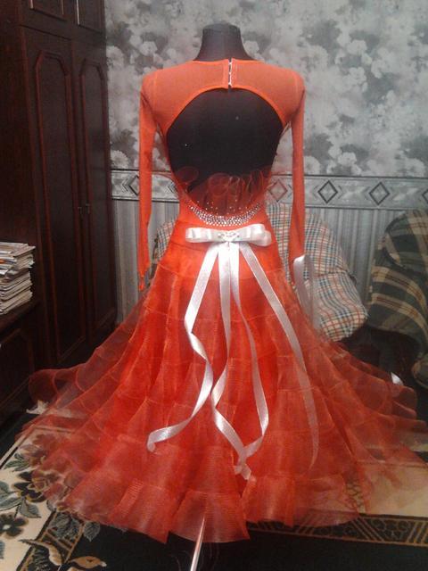Сшейте себе бальное платье 11