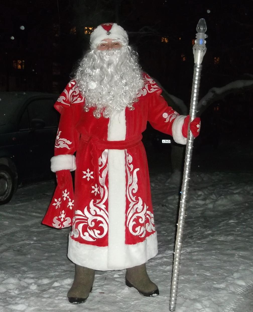 костюм деда мороза сшить картинки больше чем почти