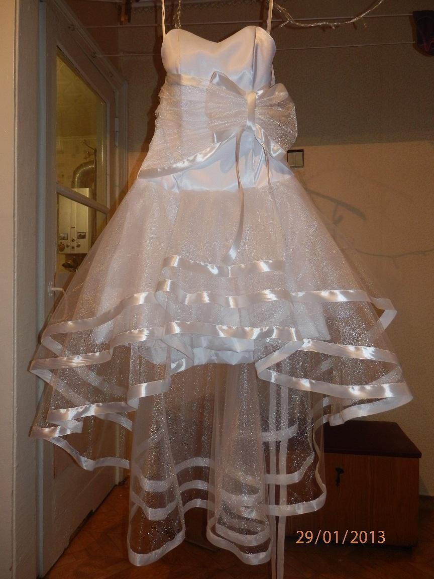 Можно ли свадебное платье сшить самой 65