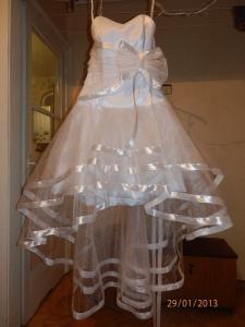 Первый опыт по пошиву свадебного платья - Клуб Сезон
