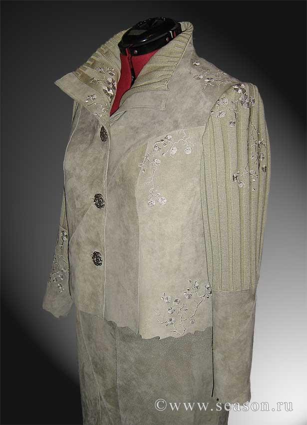 Переделка из старой пальто
