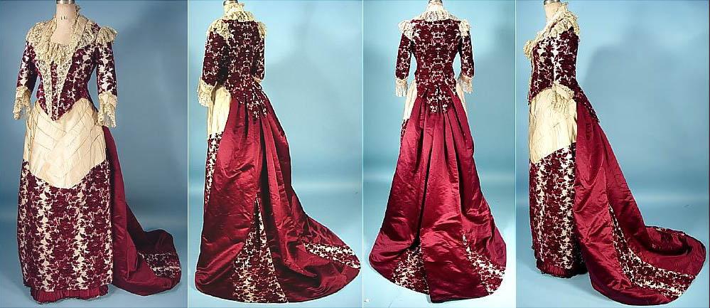 Фасоны для платьев из панбархата
