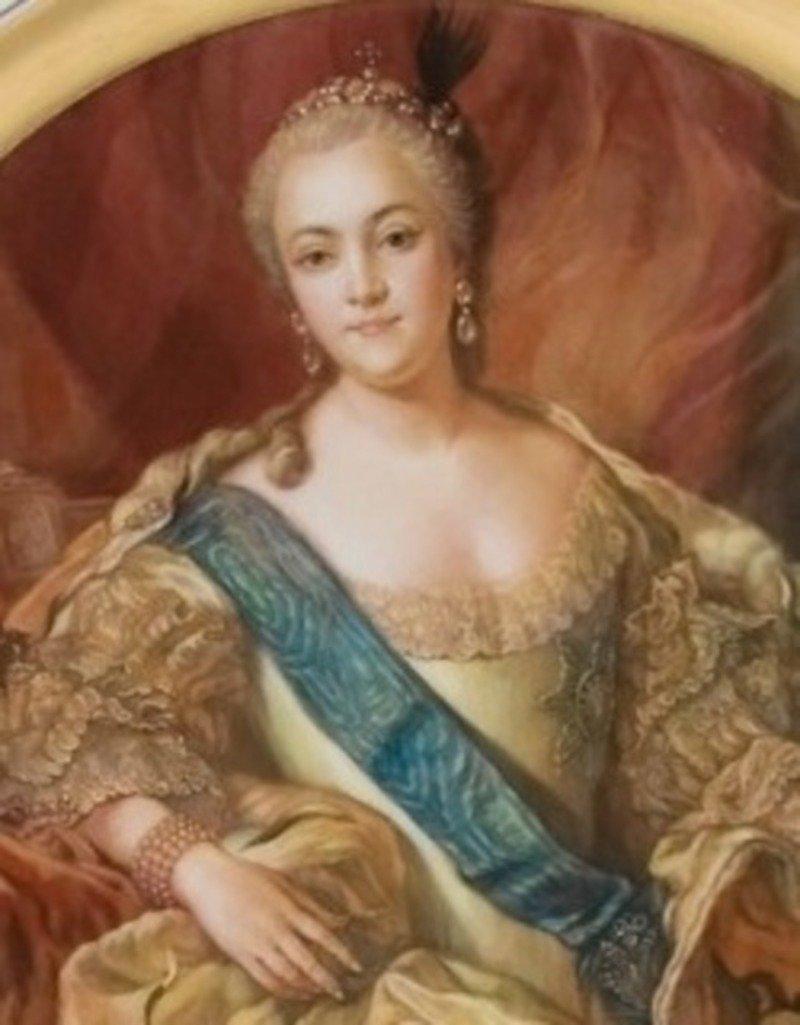 Фото царицы россии петра первого