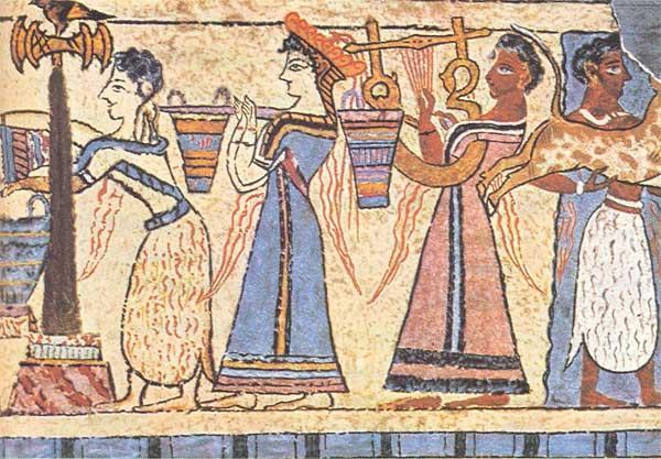 Картинки культуры крита и микен