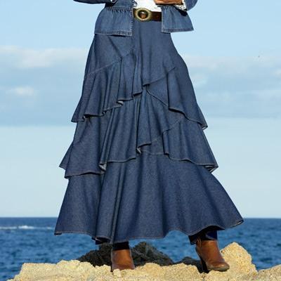 юбка в стиле ретро как сшить
