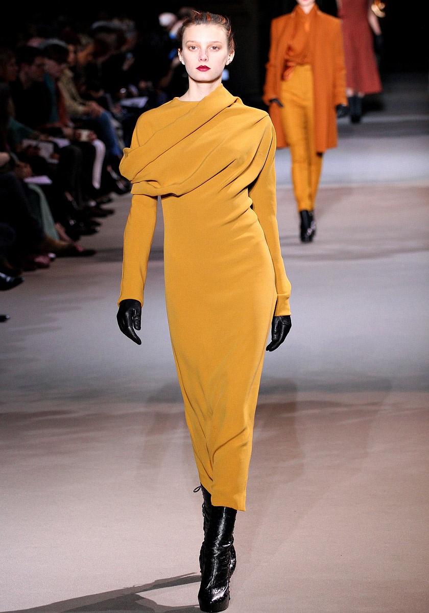Фото модных платьев из трикотажа