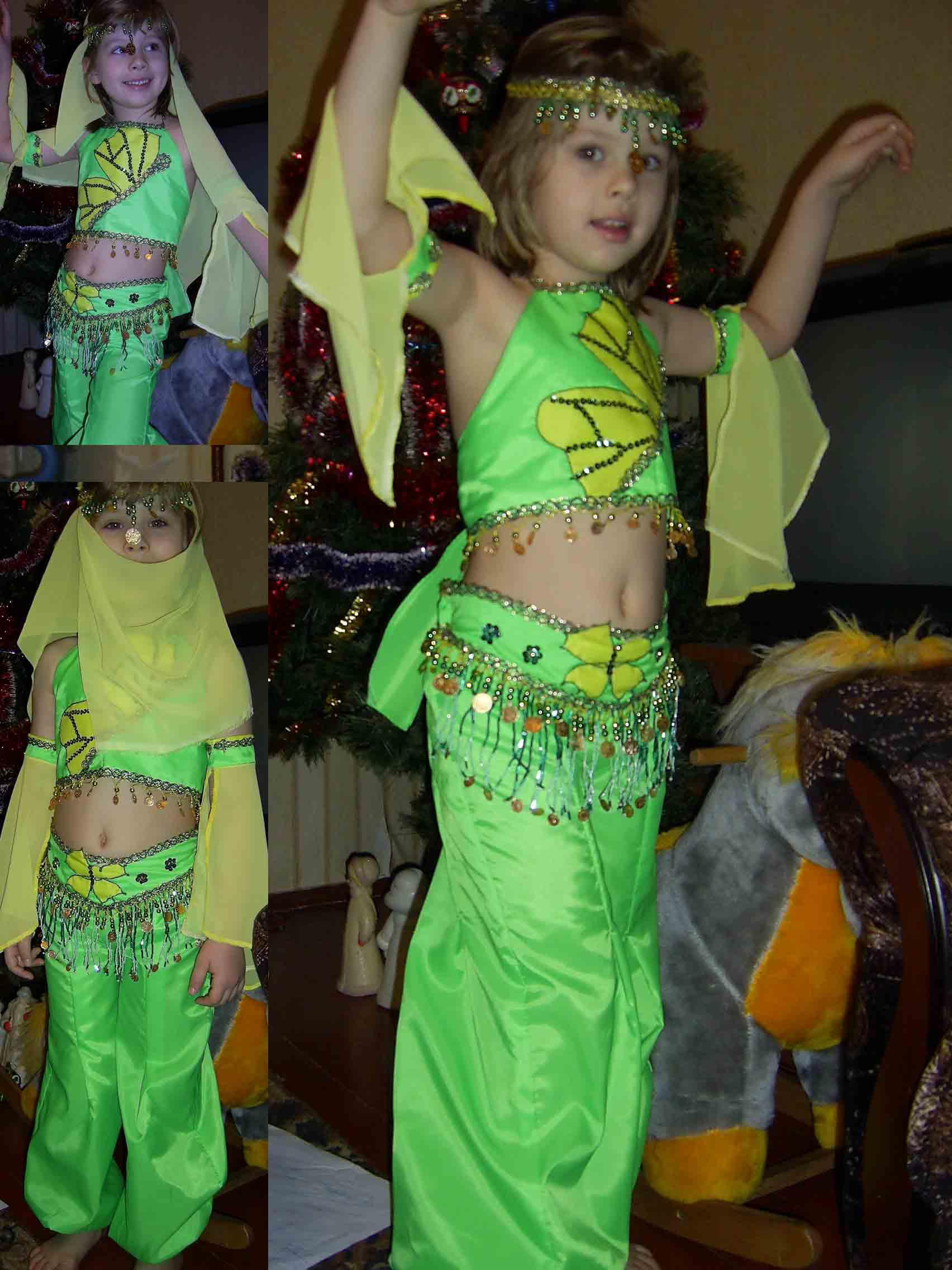 Костюм восточной принцессы своими руками фото 363