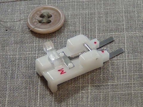 Лапки для швейных машинок и приспособления