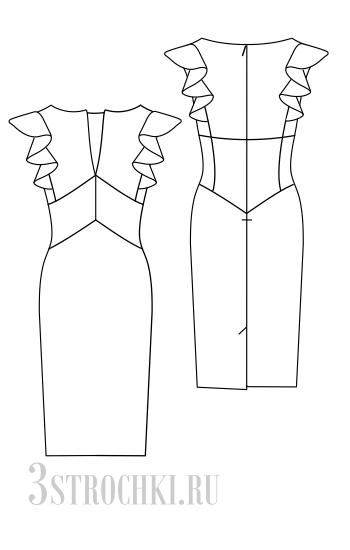 платья для девочек производство россия розница