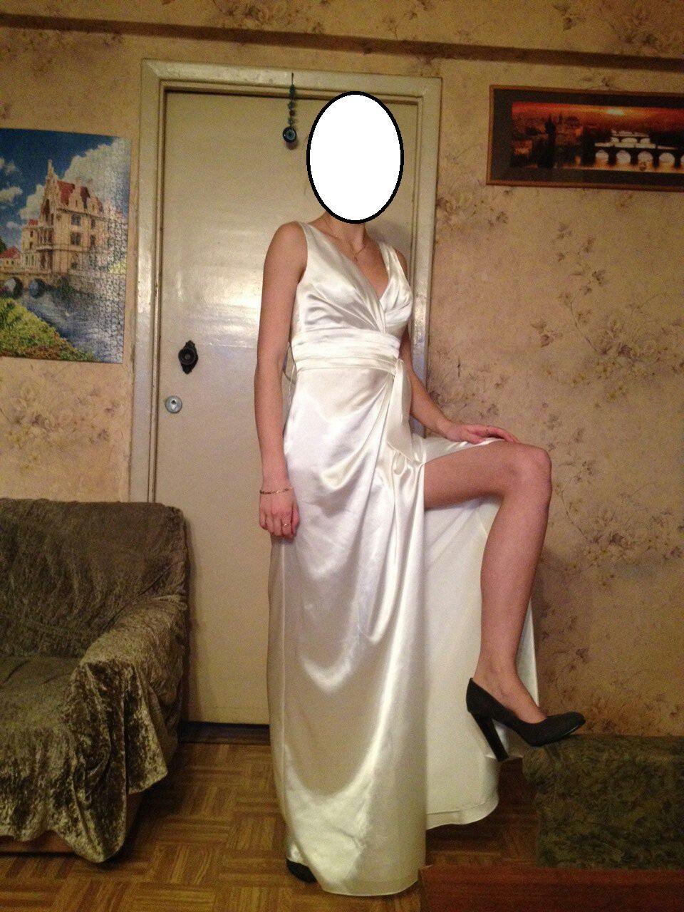 Как переделать вечернее платье своими руками фото