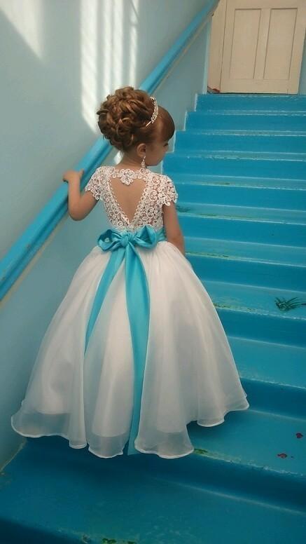 Детское платья на выпускной в детский сад
