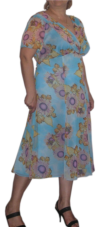 платье детское вязание спицы