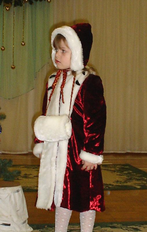 наносить костюм герды из снежной королевы фото покупке