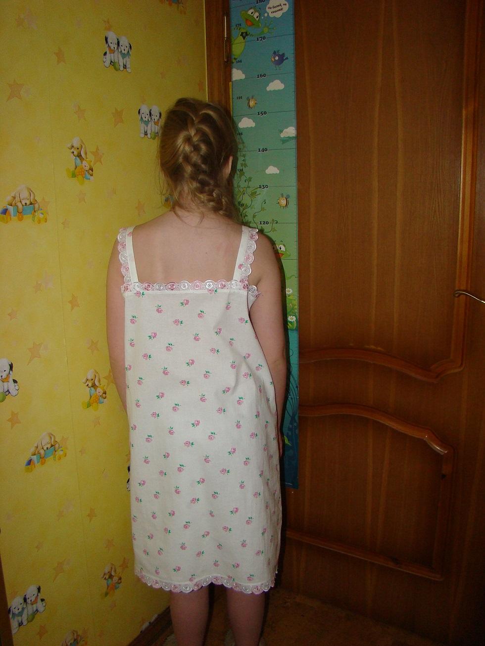 Домашние фото жены в ночнушке — pic 3