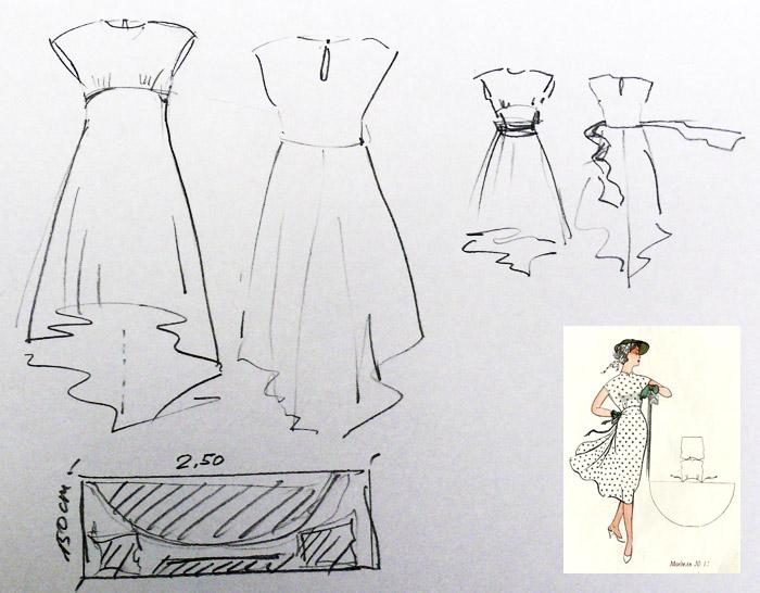 Коллекция платьев йоджи ямамото