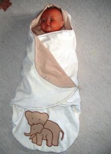 одеяло на выписку выкройка