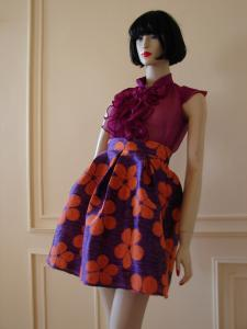db_orange_purple_printed_pleated_skirt_andreea_cyclamen_ruffle_top_side.jpg