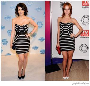 kim_kardashian_ashlee_simpson_nuj_novakhett_fall_2009_striped_mini_dress.jpg