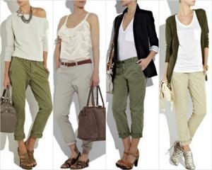 Khaki pants outfits
