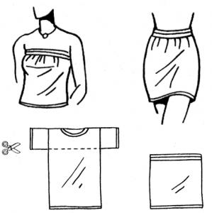 переделки в одежде<br />