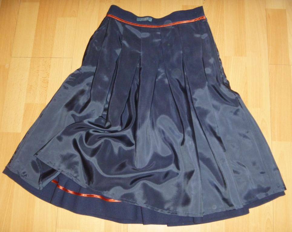 Как сшить подкладку для юбки