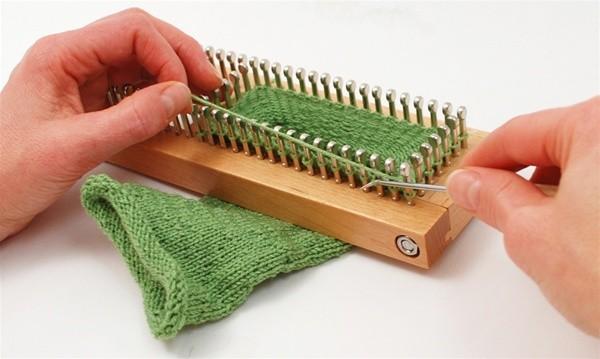 На станок для вязания
