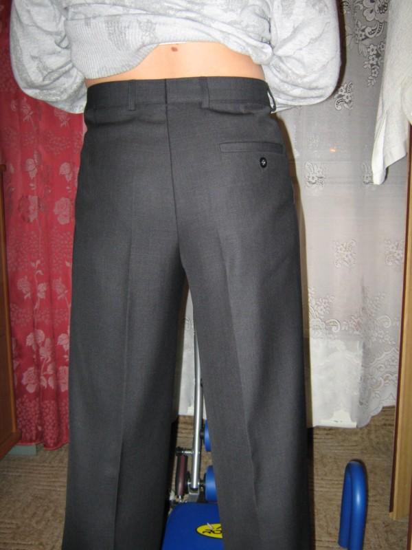 велюровые мужсские брюки