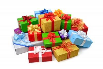 Подарки картинки. Фото и рисунки с красивыми подарками ...